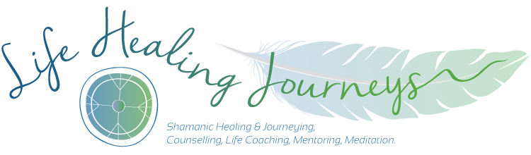 Life Healing Journeys - Shamanism Logo